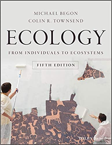 Ecology: From Individuals to Ecosystems 5/e 2021