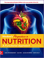 Wardlaw's Perspectives in Nutrition:A Functional Approach 2/e 營養師國考指定用書