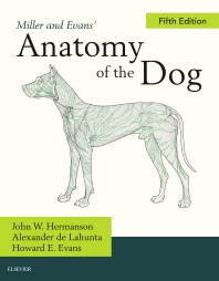 Miller's Anatomy of the Dog 5th Edition